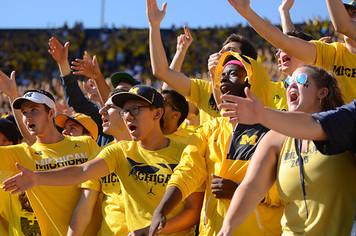 2016 Michigan Football vs Penn State - 23