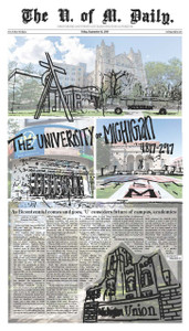 September 15, 2017 - Bicentennial Edition - Front Page
