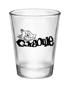 Gargoyle Shot Glass