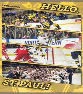 2018 Hockey - Hello St. Paul!