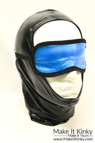 PVC Bondage Eye Mask HW06