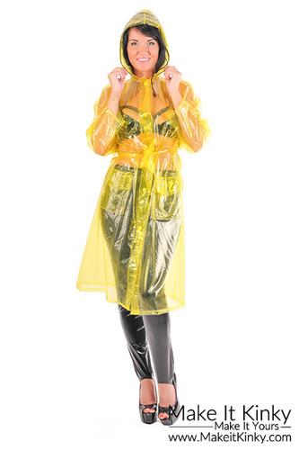Eco Raincoat Ra68 Make It Kinky