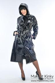 Modern Girl Rain Mac -IN STOCK-