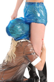 Plastic Muff Mask Pants -IN STOCK-