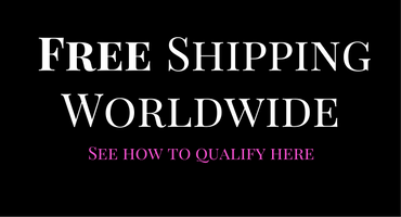 Free or Flat Rate Worldwide Shipping