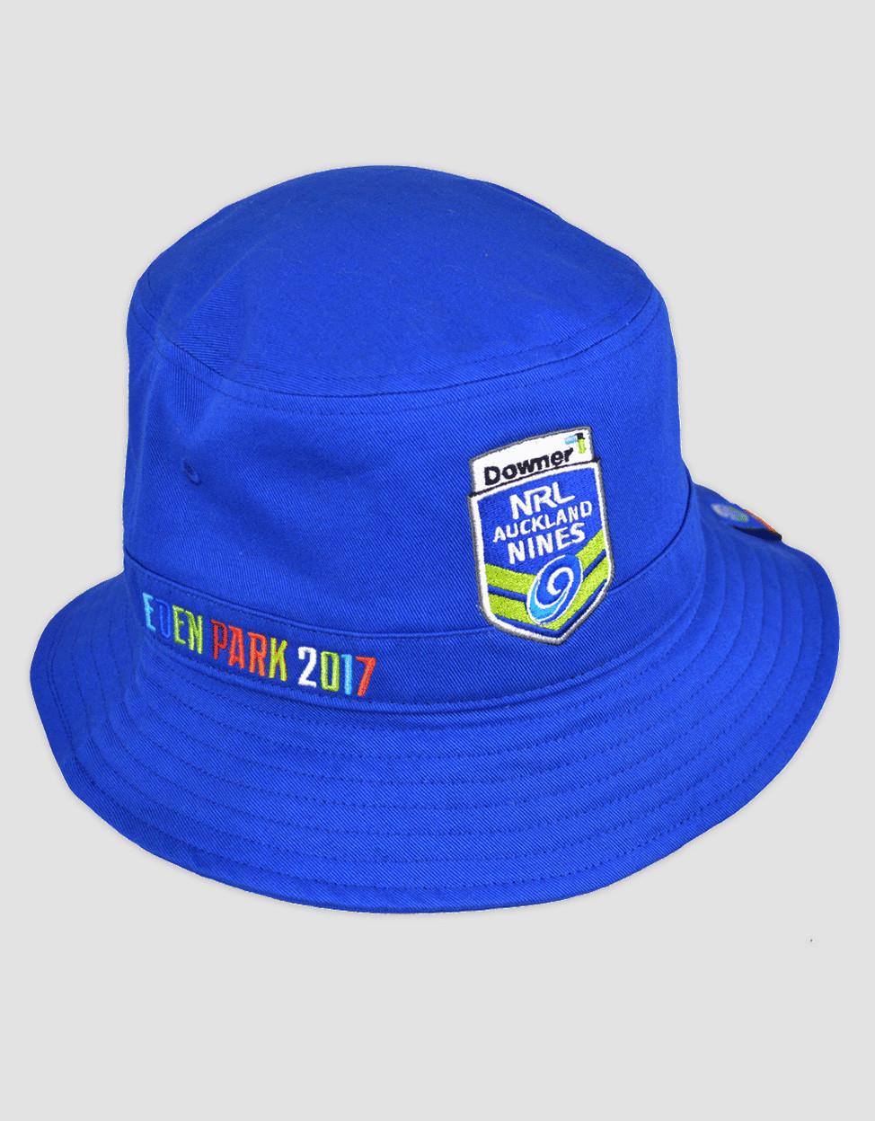 2017 Auckland Nines Bucket Hat Playbill Nz
