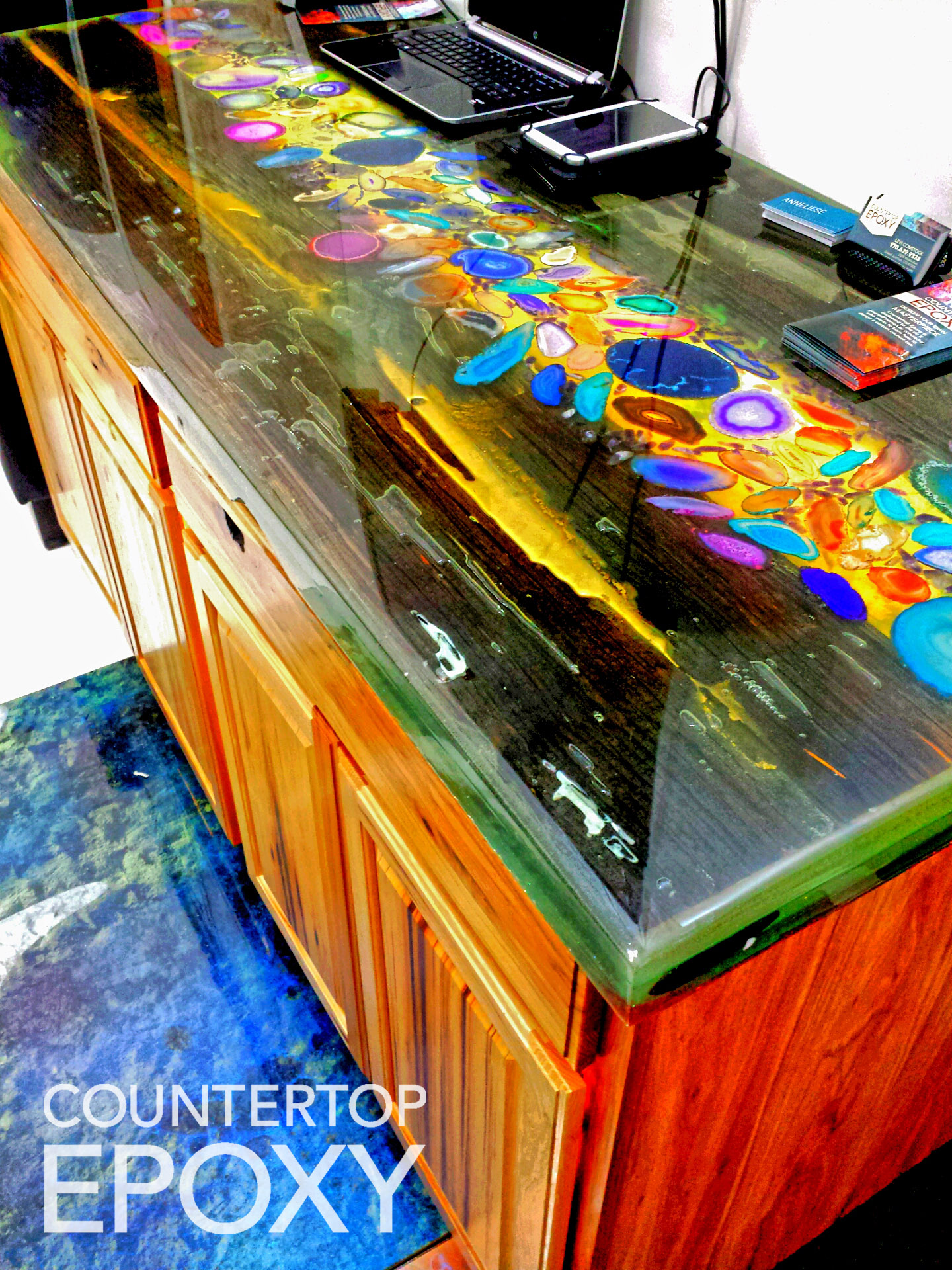 Endless Possibilities With Countertop Epoxy Counter Top