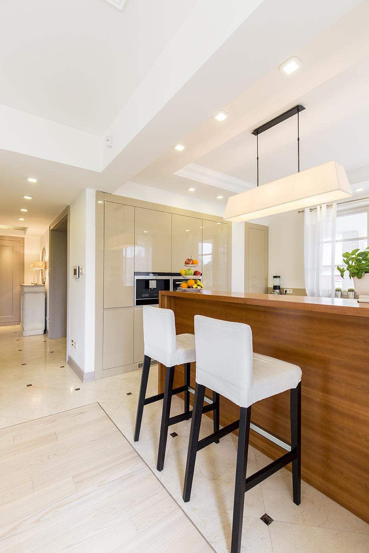kitchen bar epoxy countertop