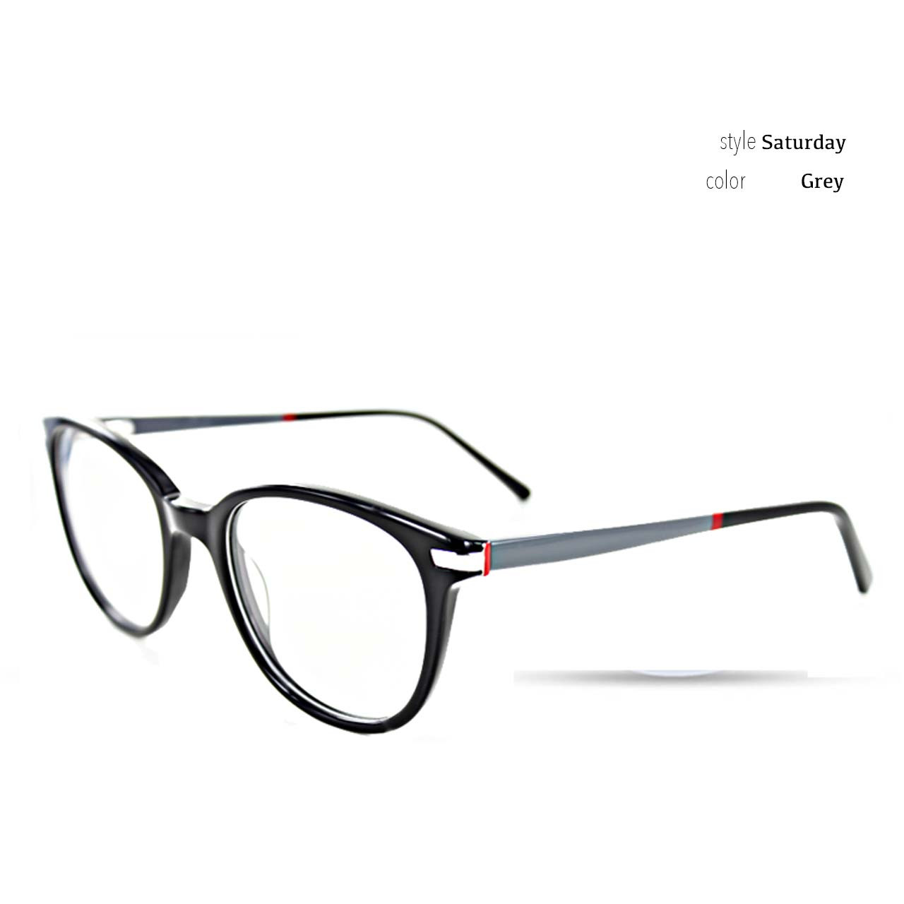 GEEK Eyewear Style Saturday Grey