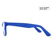 style DJ Hot color Blue