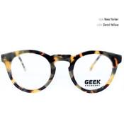 GEEK Eyewear GEEK New Yorker Yellow