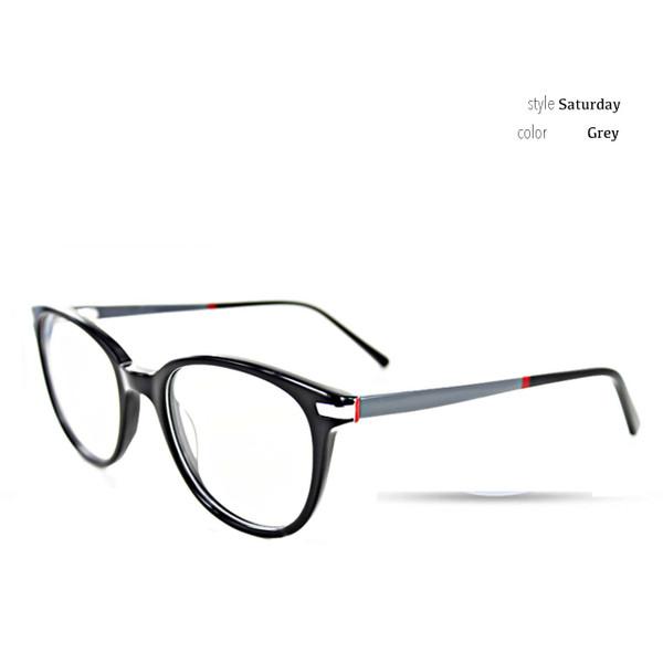 GEEK Eyewear Style Saturday Grey