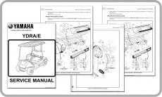 yamaha golf cart parts. parts and service manuals yamaha golf cart