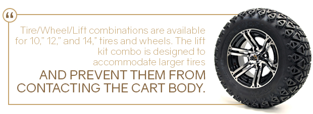 tire lift quote