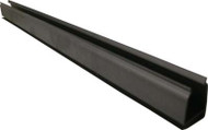 "Windshield Channel Clip - 3/4"" x 12"" - Co-Extrusion"