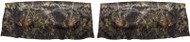 Club Car DS - Camouflage Front Seat Back Covers - SET - 1982 to 2000.5