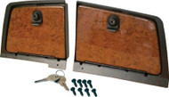 Yamaha G14-G16- G19 Glove Box Set - Regal Burl