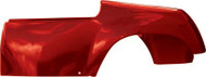 Yamaha G14-G16-G20-G21-G22 - Rear Body - Red