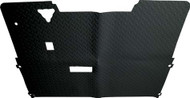 Black Diamond Plate Floor Mat for EZGO Medalist/TXT (1994-01.5)