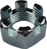 Slotted Hex Nut for EZGO Rear Axle - 5/8-18 - Bag 20 (1976-up)