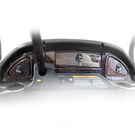 Madjax Club Car Precedent - Woodgrain Dash (2008.5-up)