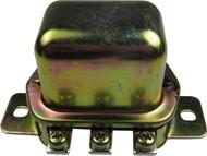 Voltage Regulator - (EZGO 80-94) - (Yamaha G1-G9) - (Club Car 84-91)
