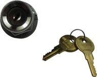 Key Switch for EZGO - Mixed Key Codes - 2 Terminal
