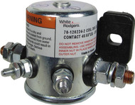 EZGO OEM 36 volt Solenoid with Silver Contacts