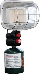 Cup Holder Style Propane Heater - Piezo-Ignited