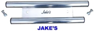 Club Car DS - Front Bumper - Stainless Steel (1981-Up)