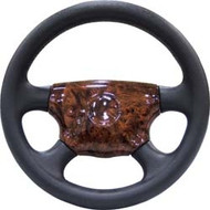 EZGO - Steering Wheel Kit - New Style - Woodgrain