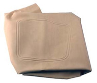 Club Car DS - Seat Bottom Cover - Buff (2000-Up)
