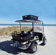 Cargo Caddie - Rear Seat or Canopy Top Mount