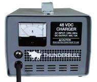 Club Car - Thunderbull Battery Charger - 48 Volt - Powerdrive - IQ