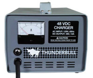 Universal Thunderbull Battery Charger - 48 Volt - No DC Cord