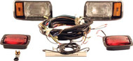 Club Car DS - Light Kit - OEM Factory Style - Includes Voltage Reducer (1993-08)