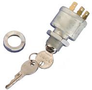 OEM Key Switch for EZGO - 4 Prong (1993-up)