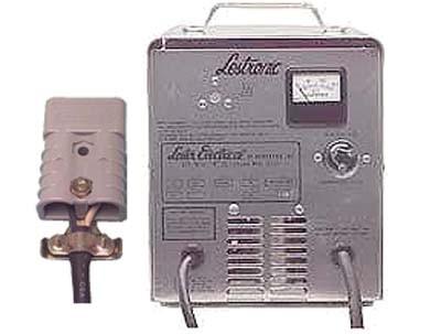 48 volt 17 amp lestronic charger dc plug golf cart. Black Bedroom Furniture Sets. Home Design Ideas