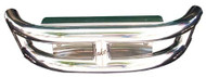 Club Car DS - Front Bumper - Stainless Steel (1982-Up)
