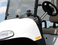 EZGO DOT AS5 Street Legal Windshield - Choose Your Model
