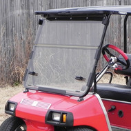 Club Car - Windshield - Fold Down - Impact Modified