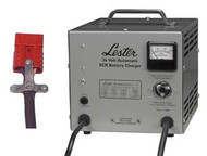 Lester SCR Charger - 24 Volt - 25 Amp - SB50/Anderson Plug