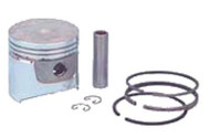 Club Car DS - Standard Piston and Ring Assembly - Oversized .50mm (1984-91)