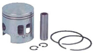 EZGO - Piston and Ring Assembly - Oversized .25mm (1989-93)