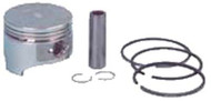 EZGO - Piston and Ring Assembly - 295cc - Oversized .25mm (1991-up)