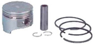 EZGO - Piston and Ring Assembly - 295cc - Oversized .50mm (1991-up)