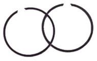 EZGO - Piston Ring Set - Standard (1976-94)