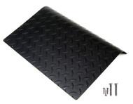 Club Car DS (Black) Diamond Plate Access Panel .056 ga. 82-up
