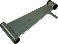 Club Car DS - Delta A Plate Sub Assembly - Drivers Side (1982-92)