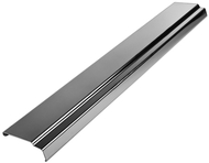 Club Car DS Stainless Steel Rear Bumper Cover (1993+)